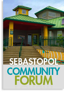 Sebastapol Community Forum