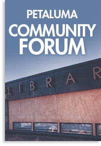 Petaluma Community Forum