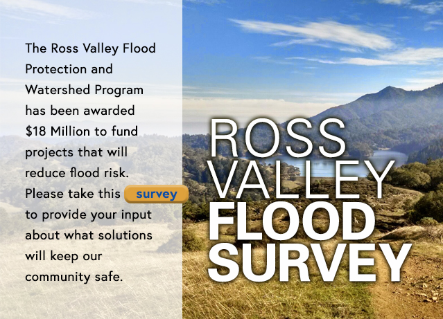 Ross Valley Flood Survey