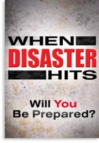 Image reading when disaster hits will you be prepared