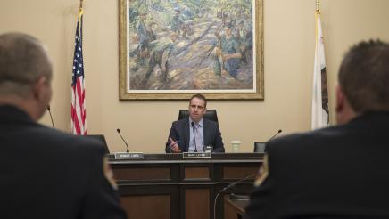 Assemblyman Levine holds hearing on first responders and Verizon data throttling